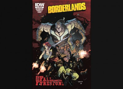 Borderlands Fall