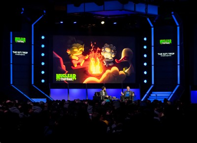Nuclear Throne announced for Vita at the PSX keynote panel [Matt Brunk / unlifephotography.com]