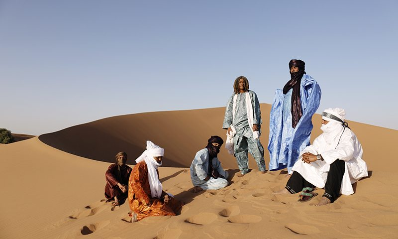 TINARIWEN, DENGUE FEVER @ THE STATE ROOM 04.07