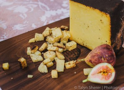Beehive Cheese always pairs well with the wine being served up at Eat Drink SLC. Photo: Talyn Sherer