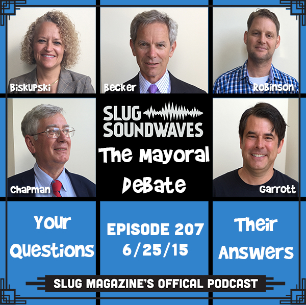 Episode #207 – 2015 SLC Mayoral Race