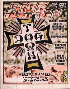 Issue 146 - February 2001 cover art