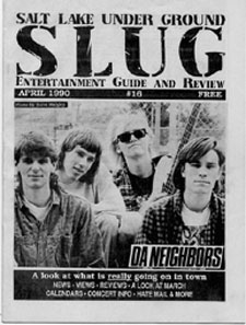 Issue 16 - April 1990 cover art