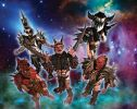 Intergalactic metal warriors GWAR will be melting faces Nov. 21 at Saltair.