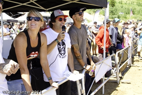 5050 BMX King Of The Mountain Dirt Contest @ Powder Mountain