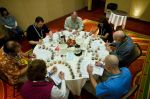 Judges hard at work at the GABF. PHOTO � JASON E.KAPLAN
