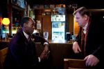 "Don Cheadle & Brendan Gleeson in ""The Guard"". Photo by Jonathan Hession"