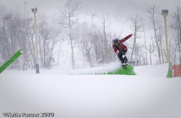 Burton aficionado serie slopestyle