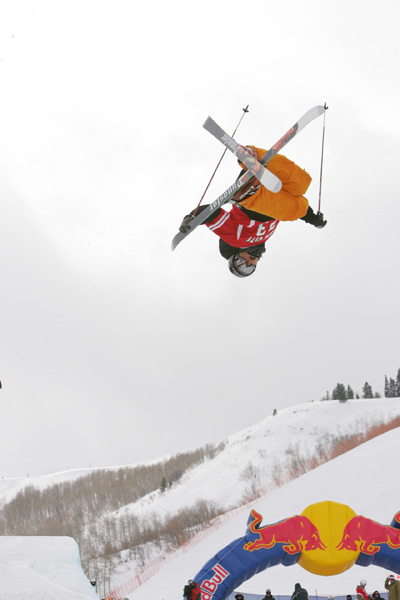 World Superpipe Championships 2008