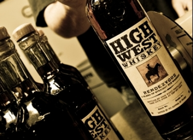 Whiskey Reviews: High West