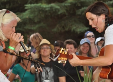 Women's Redrock Music Festival: Continuing Support For Independent Female Artists