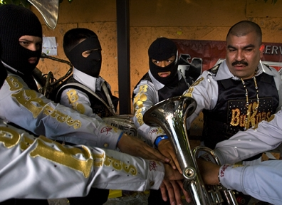 Narco Cultura: Bullets, Borders and Ballads