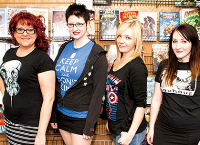 Queens of the Geek Age: The Hello, Sweetie! Podcast