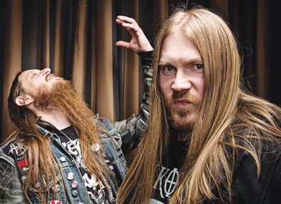 Leave No Cross Unturned: An Interview with Fenriz of Darkthrone