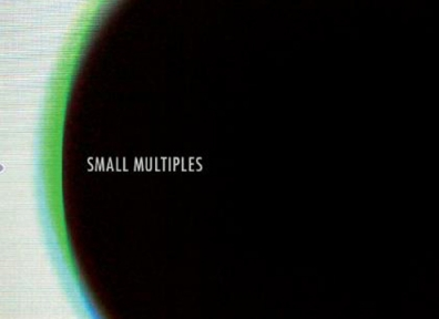 Review: Small Multiples – Self Titled
