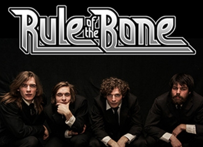 Local Review: Rule Of The Bone – Self-Titled