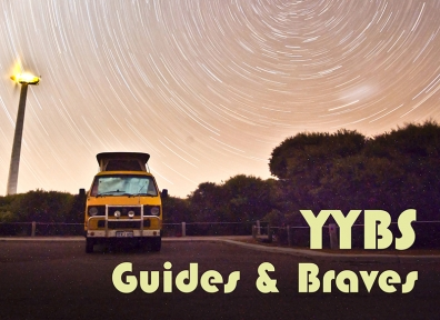 Local Review: Young Yet Brilliant Sleuths/Guides & Braves – Self-Titled Split