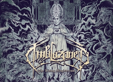 Reviews: Emblazoned – The Living Magisterium