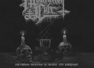 Reviews: Void Meditation Cult/Sperm of Antichrist – Sulfurous Prayers of Blight and Darkness
