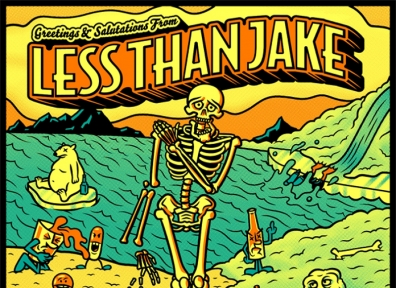 Review: Less Than Jake – Greetings & Salutations
