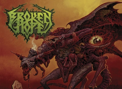 Review: Broken Hope – Omen Of Disease