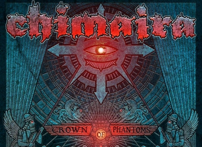 Review: Chimaira – Crown Of Phantoms