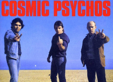 Review: Cosmic Psychos – Go The Hack