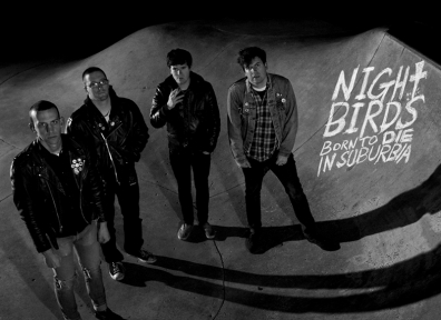 Review: Night Birds – Born To Die In Suburbia