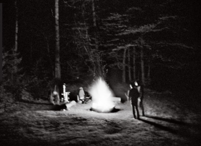 Review: The Men – Campfire Songs