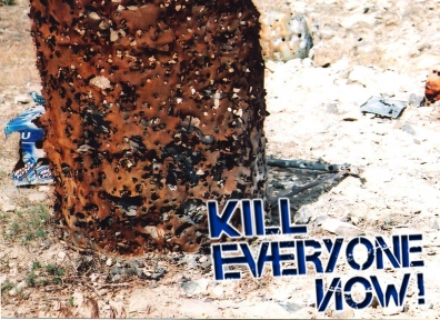 Review: Kill Everyone Now! – Self-Titled