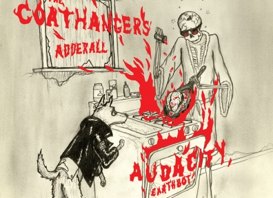 Review: The Coathangers/Audacity – Split 7 in.