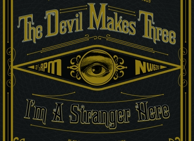 Review: The Devil Makes Three – I'm a Stranger Here