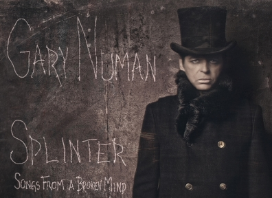 Review: Gary Numan – Splinter (Songs From A Broken Mind)