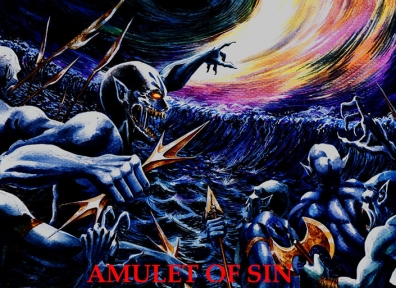 Review: Savage Deity – Amulet of Sin