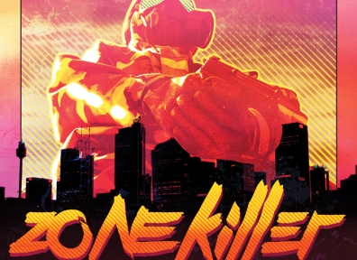 Review: Tyler Newman – Zonekiller (Original Motion Picture Soundtrack)