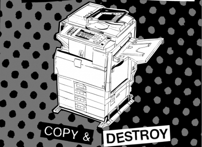 Review: The Copy Scams – Copy & Destroy