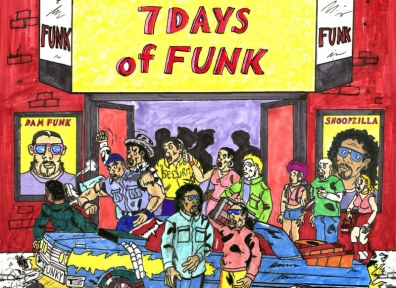 Review: Dam-Funk & Snoopzilla – 7 Days Of Funk