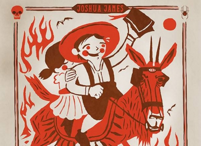 Local Review: Joshua James – Well, Then, I'll Go To Hell