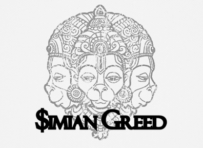 Local Review: Simian Greed – Self-Titled