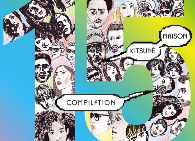 Review: Various Artists – Kitsuné Maison Compilation 15
