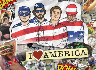 Review: The Breaklites – I ♥ America