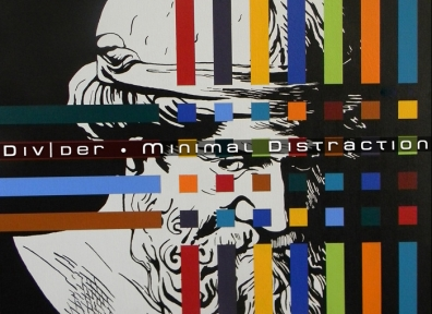 Review: Divider – Minimal Distraction EP