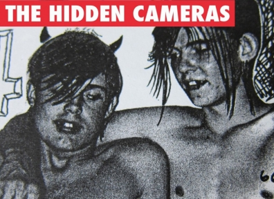 Review: The Hidden Cameras – AGE