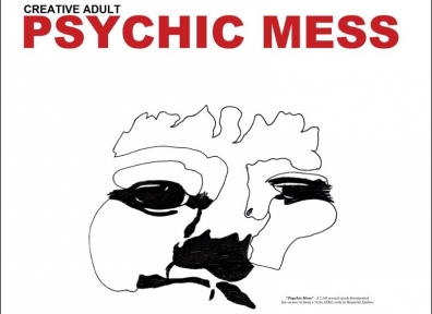 Review: Creative Adult – Psychic Mess