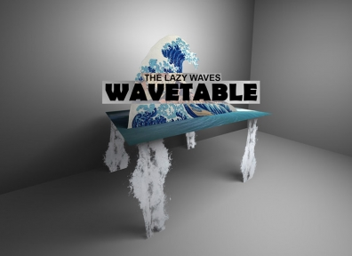 Local Review: The Lazy Waves – Wavetable
