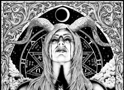 Review: Ringworm – Hammer of the Witch