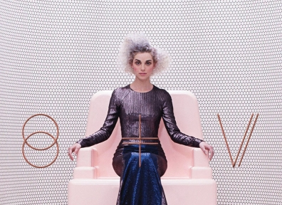 Review: St. Vincent – Self-Titled