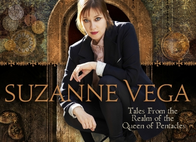Review: Suzanne Vega – Tales From The Realm Of The Queen Of Pentacles
