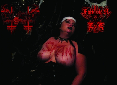 Review: Anal Blasphemy/Forbidden Eye – The Perverse Worship of Satanic Sins Split