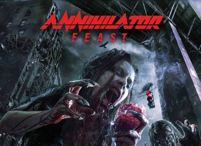 Review: Annihilator – Feast